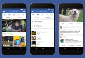 Facebook estrenó sección de videos que competirá con YouTube