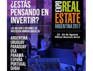 23-8-2017 EXPO REAL ESTATE ARGENTINA 2017