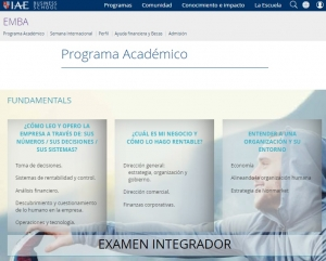 IAE Business School-Executive MBA Regional-Nueva edición